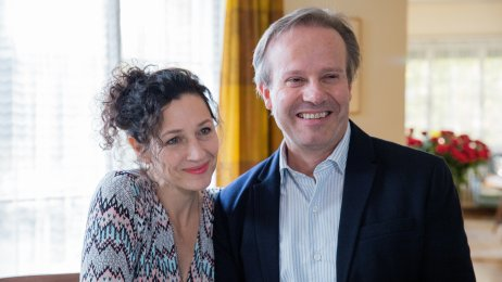 Photo de presse Die letzte Pointe - Delia Mayer, Peter Jecklin,