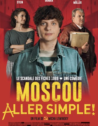 Moscou aller simple!